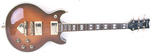 ibanez artist 300 vintage 500 custom 1505 limited edition
